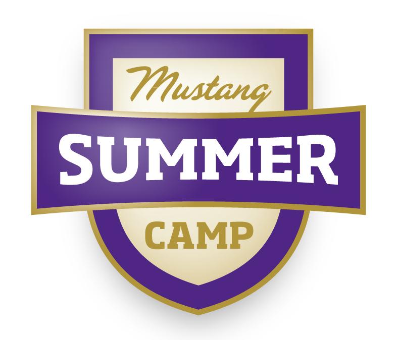 Mustang Summer Camp Logo